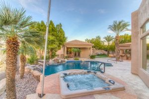 Ahwatukee home with pool and privace