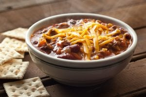 Tom Mayer Chili recipe